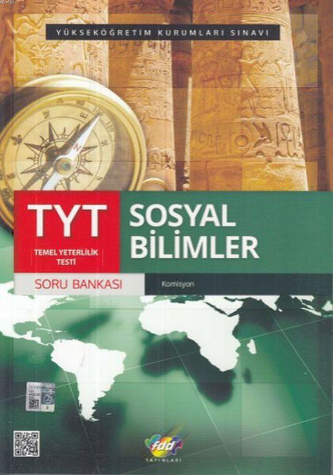 FDD Yayınları TYT Sosyal Bilimler Soru Bankası FDD