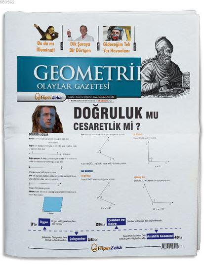 Tüm Sınavlar İçin Geometrik Olaylar Geometri Gazetesi
