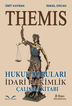 THEMIS Hukuk Soruları İdari Hakimlik Çalışma Kitabı
