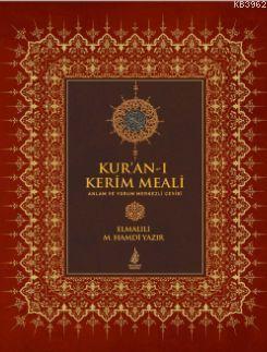 Kur'ân-ı Kerim Meali