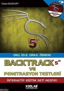 Backtrack 5 R3 ve Penetrasyon Testleri