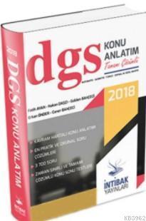 2018 DGS Konu Anlatım