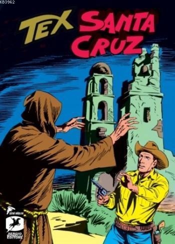 Tex Klasik Seri 24; Santa Cruz