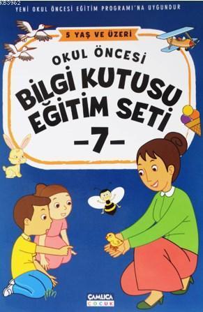 Okul Öncesi Bilgi Kutusu Eğitim Seti - 5 Yaş ve Üzeri (4 Kitap)