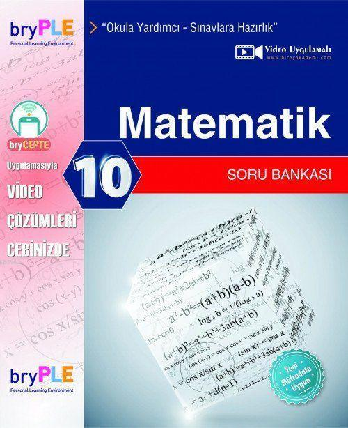 2019 10. Sınıf Matematik Soru Bankası; Birey PLE