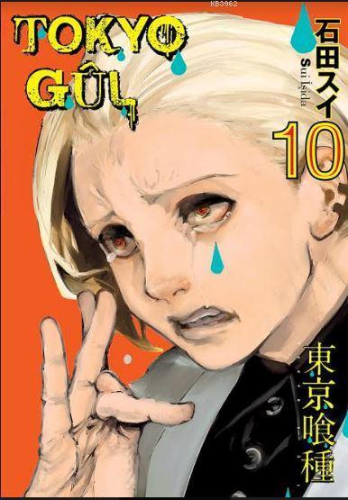 Tokyo Gul 10 . Cilt