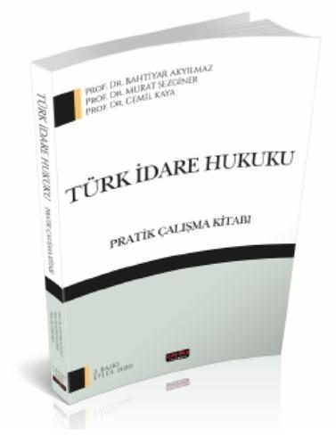 Türk İdare Hukuku Pratik Çalışma Kitabı