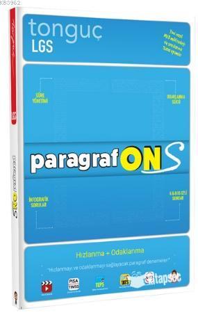 Tonguç 5, 6, 7. Sınıf ve LGS ParagraFONS