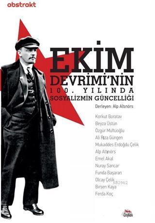Ekim Devrimi'nin 100. Yılında Sosyalizmin Güncelliği