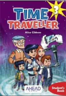 Time Traveller 3 Student's Book +2CD audio