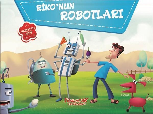 Riko'nun Robotları; Hareketli Kitap