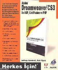 Adobe Dreamweaver Cs3; İle Asp, Coldfusıon ve Php
