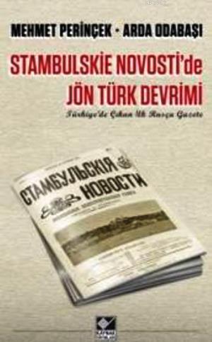 Stambulskie Novosti'de Jön Türk Devrimi
