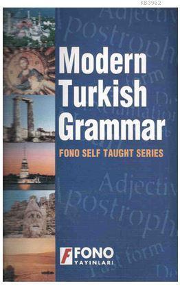 Modern Turkish Grammar (İngilizler için Modern Türkçe Grameri)
