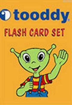 Toody Flash Card Set (11'li Takım)