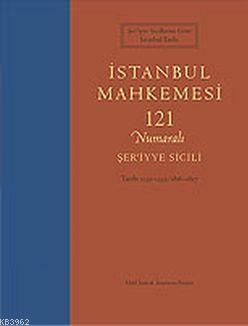 İstanbul Mahkemesi 121 Numaralı Şer'iyye Sicili
