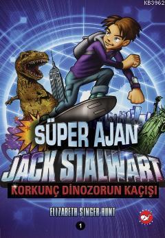 Süper Ajan Jack Stalwart 1; Korkunç Dinozorun Kaçışı