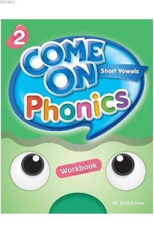 Come On, Phonics 2 Workbook