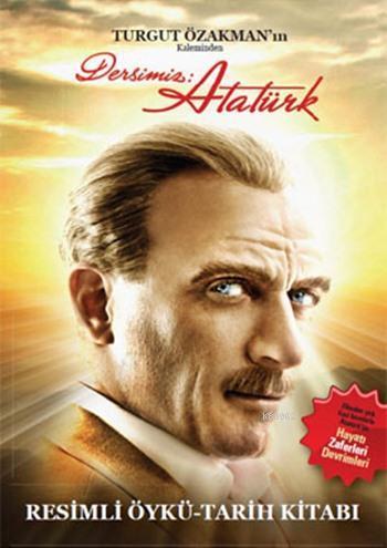 Dersimiz Atatürk; Bilgi Oyunlu Kartpostal Kitabı