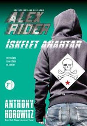 İskelet Anahtar; Dünyayı Kurtaran Genç Adam Alex Rider