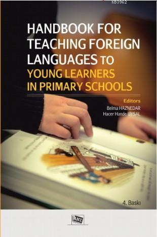 Handbook For Teaching Foreign Languages To Young Learners In Primary Schools