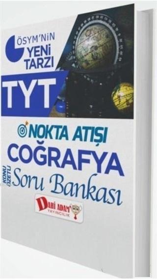 TYT Nokta Atışı Coğrafya Konu Özetli Soru Bankası