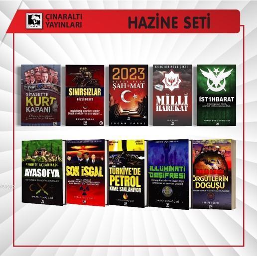 Hazine Seti 10 Kitap