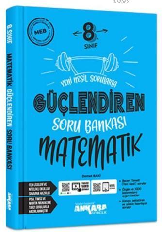 8. Sınıf Güçlendiren Matematik Soru Bankası