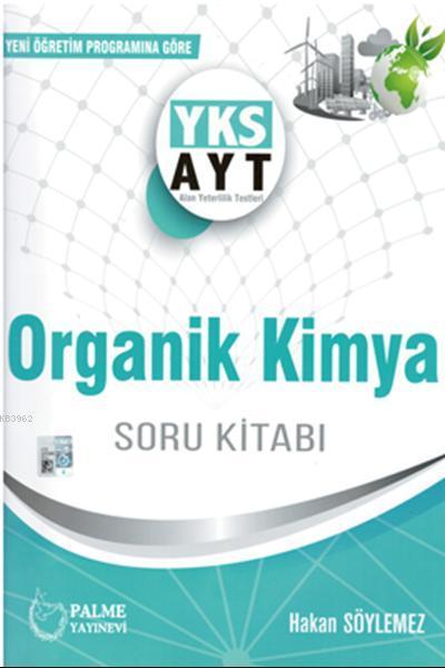 YKS AYT Organik Kimya Soru Kitabı