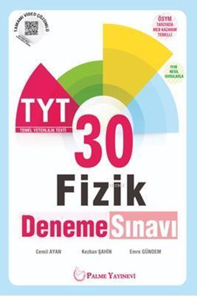 TYT 30 Fizik Deneme Sınavı