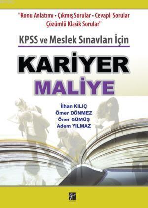 Kariyer Maliye; Kpss ve Meslek Sınavları İçin