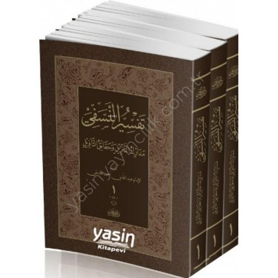 Tefsirün Nesefi; Arapça 3 Cilt