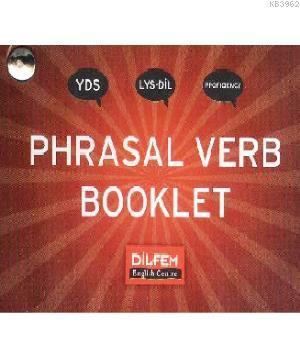 Dilfem YDS Phrasal Verb Booklet Cep