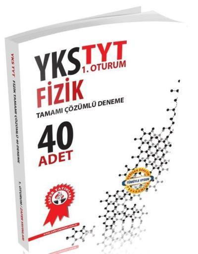 YKS TYT Fizik Tamamı Çözümlü 40'lı Deneme 1. Oturum