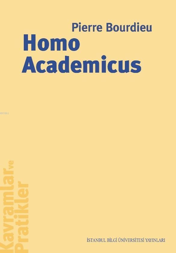 Homo Acadeicus