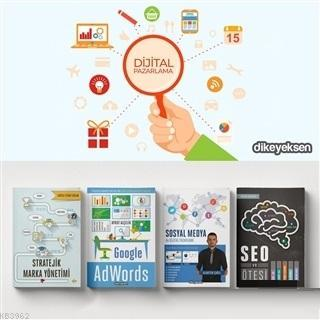 Dijital Pazarlama Seti (4 Kitap Takım)