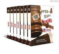 KPSS A Hukuk Modüler Set 2015