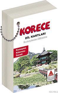 Delta Kültür Yayınları Korece Dil Kartları Delta Kültür