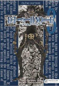 Death Note 3 / Ölüm Defteri Cilt: 3