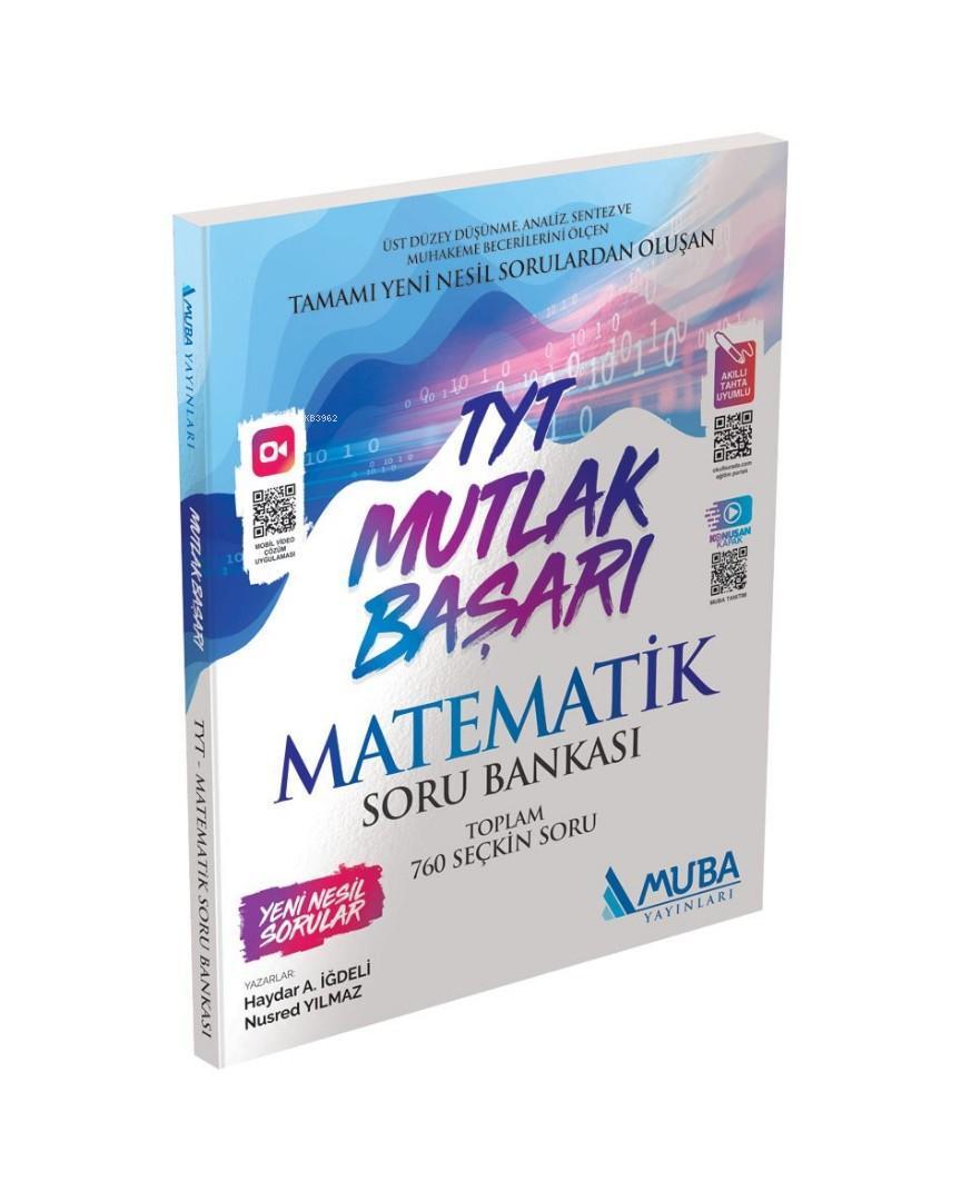 Muba Yayınları TYT Matematik Mutlak Başarı Soru Bankası Muba
