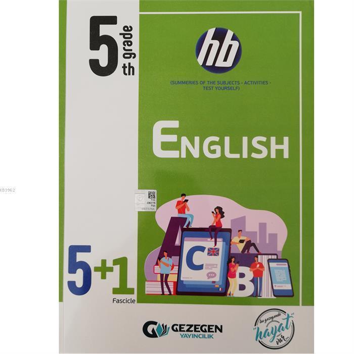 5. Sınıf English 5+1 HB