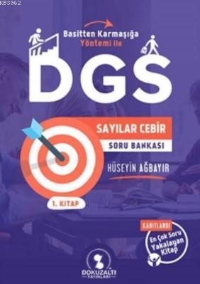 Dokuzaltı DGS Sayılar Cebir Soru Bankası 1. Kitap