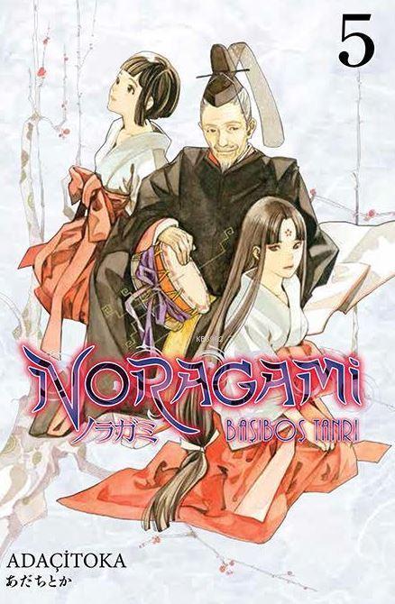 Noragami Cilt 5