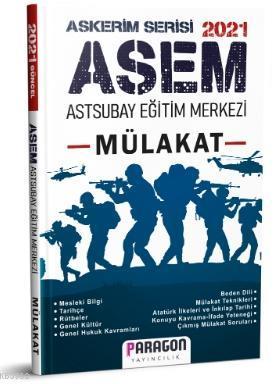 Astsubay Eğitim Merkezi Mülakat Kitabı