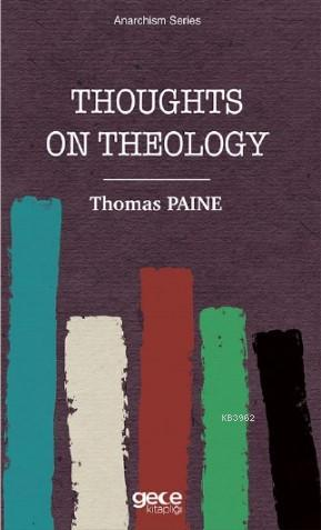 Thoughts on Theology