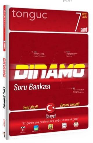 Tonguç 7.Sınıf Dinamo Sosyal Bilgiler Soru Bankası