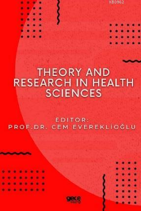 Theory and Research in Health Sciences