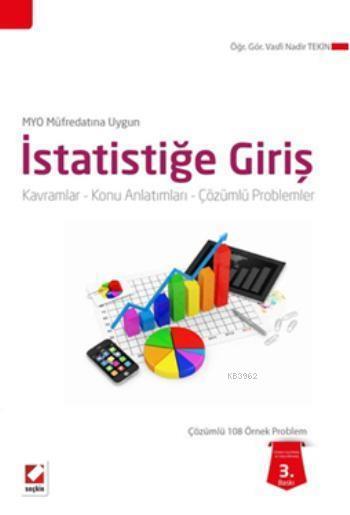 İstatistiğe Giriş; Kavramlar  Konu Anlatımları  Çözümlü Problemler