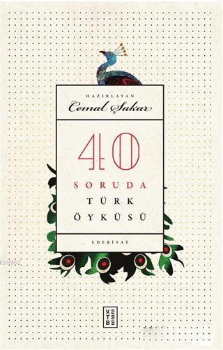 40 Soruda Türk Öyküsü (Ciltli)