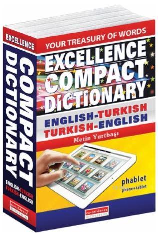 Excellence Compact Dictionary; (English - Turkish / Turkish - Engilish)